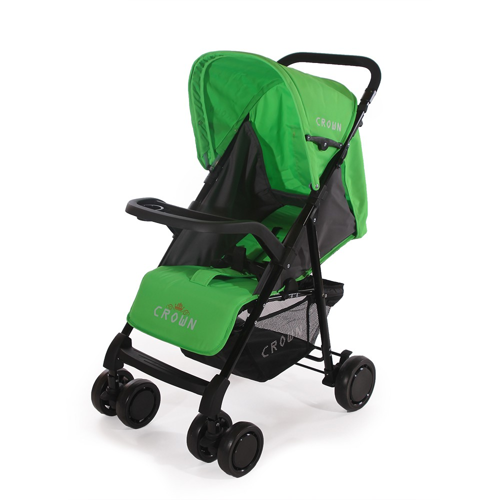 crown st117 buggy kinderwagen limegreen kinderwagen buggy. Black Bedroom Furniture Sets. Home Design Ideas