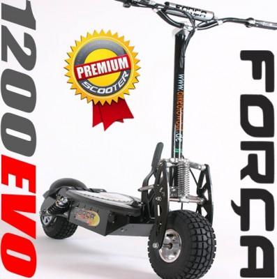 forca 1200 e scooter elektro roller 39 km h top produkt ebay. Black Bedroom Furniture Sets. Home Design Ideas